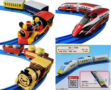 TOMICA TOMY DISNEY MICKEY MOUSE DREAM RAILWAY BATTERY MOTORIZED TRAIN
