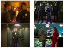 Gangster Squad (1-4 Set) SIGNED AUTOGRAPHED 10X8 REPRO PHOTO PRINT Penn Gosling