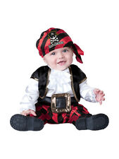 Cap'n Stinker Pirate Baby Infant Costume