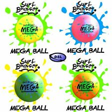 Mega Surf Bouncer Ball Fun Throwing Bouncing Water Toy Game Swimming Pool Beach