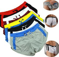 NEW Sexy Mens Underwear Sport Shorts Running Casual Pants GYM Walker Trunks
