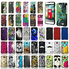 Hard Case Snap-On Cover Skin For LG Optimus L70 / Optimus Exceed II / Dual D325