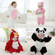 Cute Baby Kids Toddler Animal Cotton Romper Jumpsuit One-Piece Coverall Playsuit