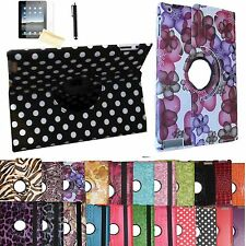 Rotating Leather Case Cover Stand Galaxy Tab 2 7.0 7 P3100 P3110 GT-P3113TSYXAR