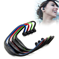 Sport Wireless Stereo Bluetooth Headset For Samsung Galaxy S5 S5 Note 2 3 N9000