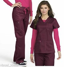 NEW WOMEN MED COUTURE / MC2 NURSING UNIFORM SCRUB SET VARIOUS STYLES COLORS