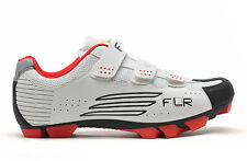NEW FLR F-55.II MTB Mountain Bike Shoes White Available in 10 SIZES