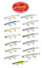 "LUCKY CRAFT GUNFISH 135 TOPWATER BAIT 5 1/2"" select colors"