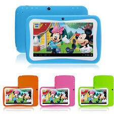 "7"" Tablet PC Android 4.2 Dual Core Cam Wifi For Children Kids + 4/8/16/32GB Card"