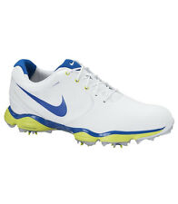 New Nike Lunar Control II Mens Golf Shoes White Green Blue 128 - Pick Size
