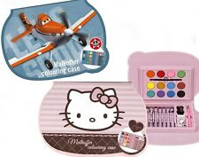 Caja para colorear Hello Kitty Planes Dusty 25pzas. Disney Caja