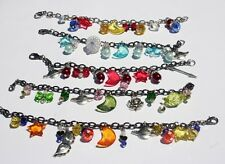 Sailor Scout Inspired Charm Bracelets  ( pick your scout )