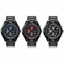 Men Curren 8021 Watches Sport Stainless Steel Water Resistant Wrist Watch