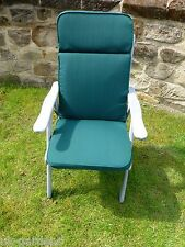Garden Furniture Cushion - Recliner Cushion for Large Garden Chair 11 Colours