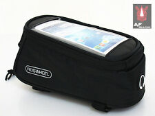 V198 Cell Phone Cycling Bike Bicycle Frame Front Tube Bag Case Pouch Holder