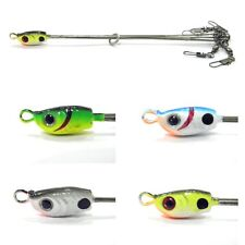 Umbrella Rigs 5 Arms 6 1/2 inch 1/2 oz A-Rig Alabama Rig Fishing Lure AR3