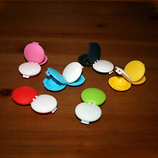 Contact Lens Case By Kikkerland Design Inc. / BLUE GREEN PINK BLACK YELLOW RED