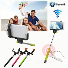 N4 Bluetooth Shutter Extendable Handheld Selfie Stick Monopod for Samsung Iphone