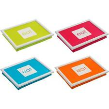 Eat Lap Tray Logo Dinner Laptop With Serving Food In Various Colours By Premier