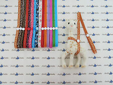 Sophie The Giraffe Toy Saver Strap Leash Harness, Choose Your Design