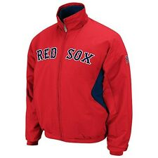 NWT Authentic Boston Red Sox Majestic Therma Base Premier Full Zip Jacket $165