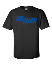Sig Sauer T-Shirt Pro Gun Graphics Tee  2nd amendment T-Shirt Multiple Colors
