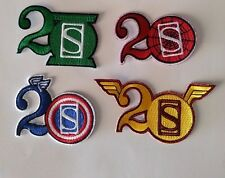 SDCC Comic Con 2014 EXCLUSIVE Sideshow Collectibles 20 years DC patches