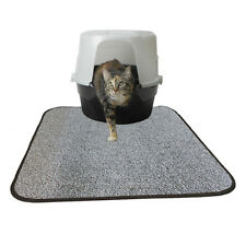 Imperial Cat Neat 'n Tidy Heavy Duty Litter Box Mat Floor Protector Made in USA