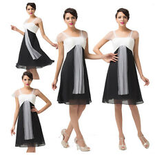 On Sales~Short Cocktail Dress Retro Evening Party Formal Bridesmaid Prom Dresses