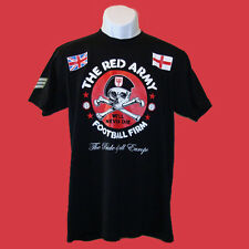 RED ARMY T-SHIRT/Jersey Manchester United Soccer FIRM v2