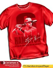 Billy Hamilton Cincinnati Reds Star Brand New Impact Shirt MLB660F