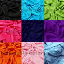 Quality Pashmina Scarfs Scarf Colour Ladies Womens Shawl Wrap