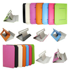 """Latest Universal PU Leather Case Stand Holder Folio Cover for 9-10.1"""" Tablet PC"""