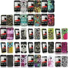Pattern Design Snap-On Hard Cover Case For Alcatel One Touch Evolve 5020T
