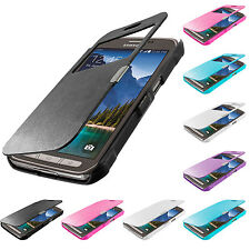 For Samsung Galaxy S5 Active Magnetic Wallet Closing Hard Case Flip Cover
