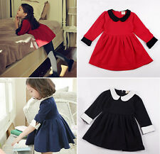 Baby Girls Kids Children Dress Skirts Casual Vestidos De Menina Roupa Clothes