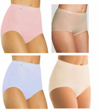 Sloggi 3 Pairs Pack Basic Maxi Brief Briefs Knickers Plus Size 28 30 32 RRP £33