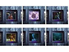 Guardians Of The Galaxy Set 1-6 SIGNED AUTOGRAPHED FRAMED 10X8 PRE-PRINT PHOTO