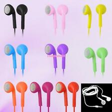 Earphone Headset Headphone With Mic For iPhone 4S Samsung Galaxy S3 i9300 iPad 3