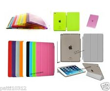 Slim Thin Smart Magnetic Leather Case Cover Stand Apple iPad Air 5 And Mini