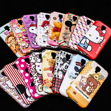 Upick Kitty Mickey TPU Gel Soft Skin Case Cover Samsung Galaxy S4 I9500 A0059