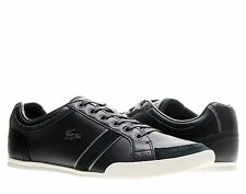 Lacoste Rayford Brogue SRM Black Mens Casual Shoes