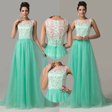 ❤Stunning❤Women Sexy Long Evening Bridesmaid Prom Wedding Party Gown Long Dress