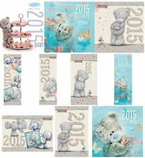 Me to You - Selection of 2015 Calendars, Diaries, Planners - Tatty Teddy Bear