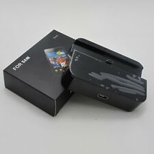 New Black Desktop Table Top Cradle Charger Docking Station for Micro USB Phones