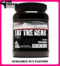 ETB Eat The Bear Pure Isolate Whey Protein 2lbs pick from 2 flavors FREE SHIP