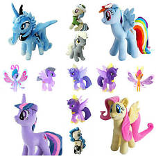 My Little Pony Friendship Is Magic Figures Plush Doll/PVC Toys Collections Lots
