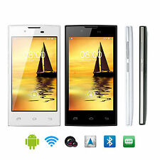 "4"" Unlocked Leagoo Android 4.2 2G+3G WCDMA GPS Dual Core AT&T Smart Cell Phone"
