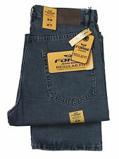 MENS  WORK JEANS BY FORGE  DARKWASH  ALL SIZES 30 TO 44 RRP £19.99 SALE PRICE***
