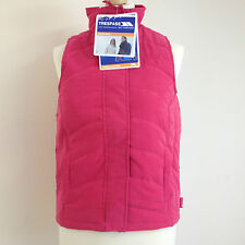 Brand New Pink Ladies Trespass Stormbreak Waterproof Light Weight Jacket Gilet